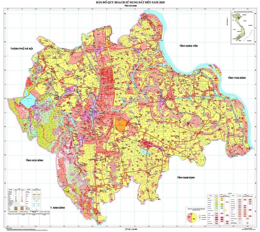 Nội dung chuyên để của bản đồ địa chính