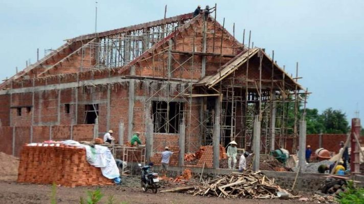 Thủ tục cấp phép xây dựng tạm