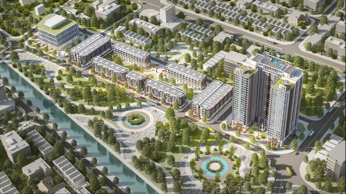 Chung cư Bình Minh Garden