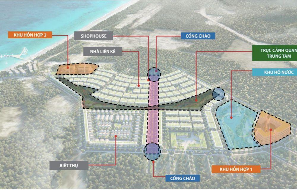 thiết kế của Meyhomes Capital Phú Quốc