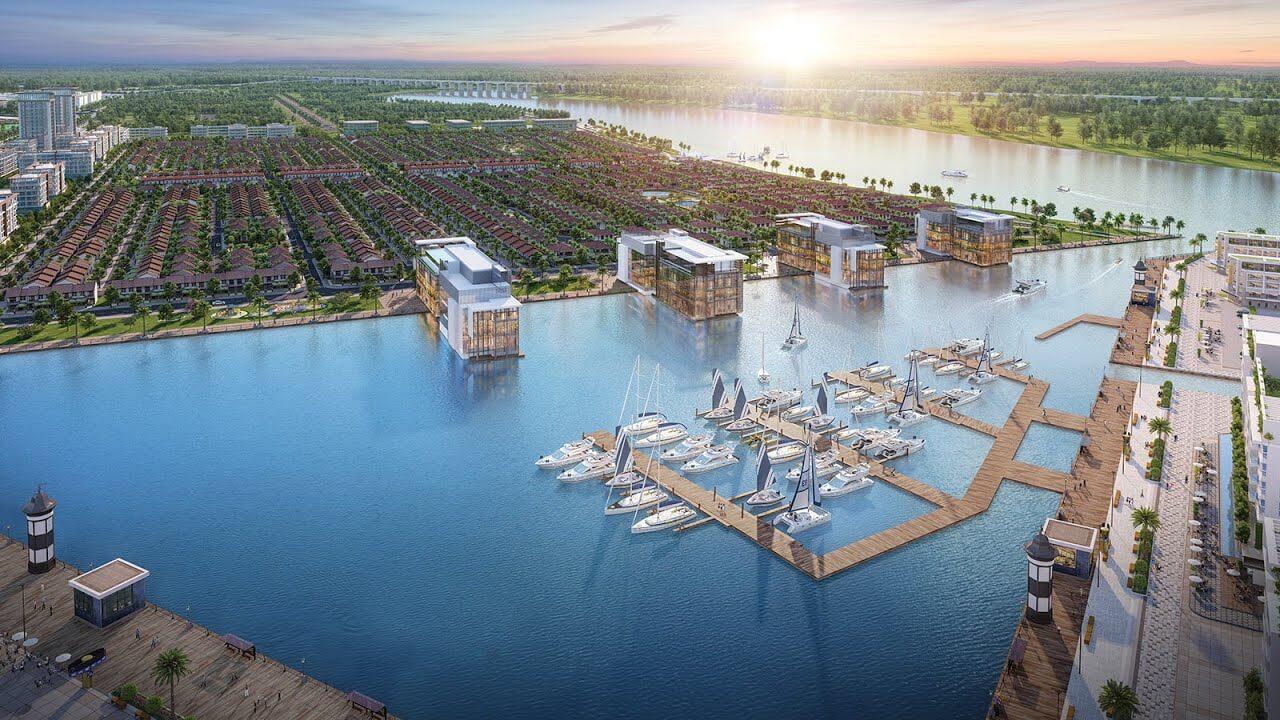 Tầm nhìn chiến lược khu đô thị Waterpoint