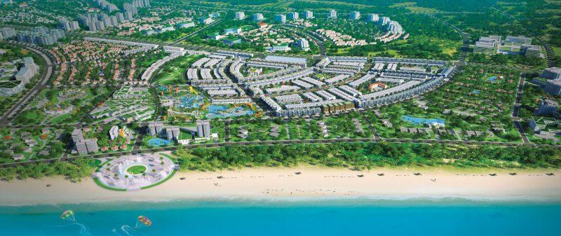 Tổng quan dự án đô thị Nhơn Hội New City