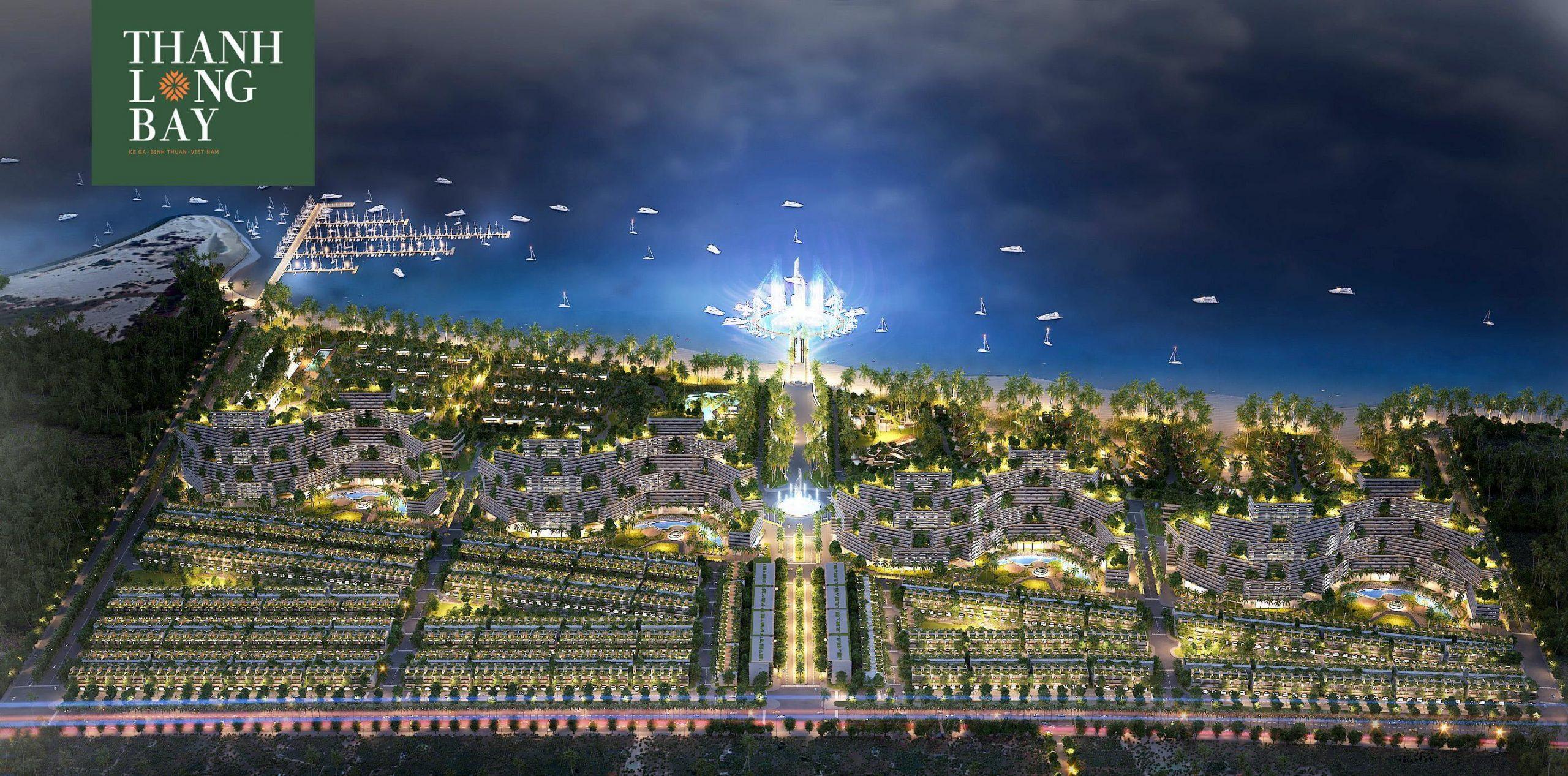 Tổng quan dự án Thăng Long Bay