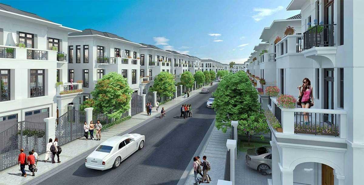 Nhà phố tại Vũ Yên